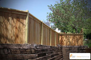 Retaining wall installers