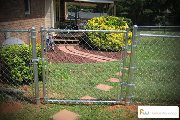 Apex, NC chain link supply and installation