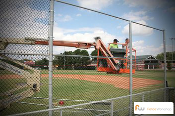 Savannah, GA chain link installers