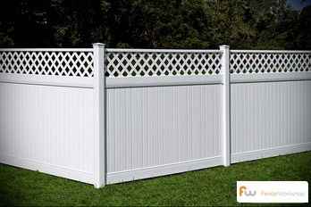 Vinyl fence installation professionals in Savannah, GA