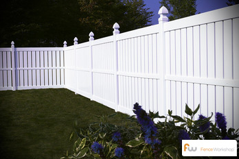 Vinyl fence installers and suppliers in Savannah, GA