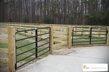 Farm fencing professionals in Savannah, GA