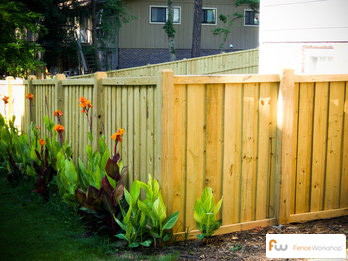 Savannah, GA wood fence installers