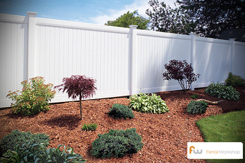 Vinyl fence supplier in Kissimmee, FL