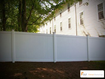 Vinyl fence sales and installation Atlanta, GA