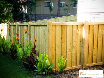Apex, NC professional wood fence installers
