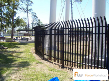 Impasse security fence installers