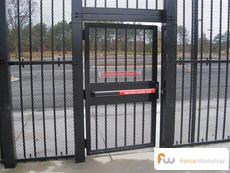 Matrix security fences