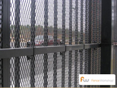 Matrix security fence installers