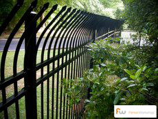 security fence suppliers