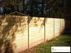 Eight foot fencing professionals