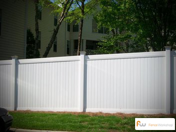 8 foot fence installers
