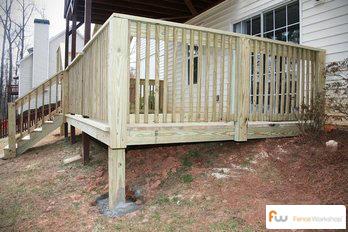 Southeastern deck installers