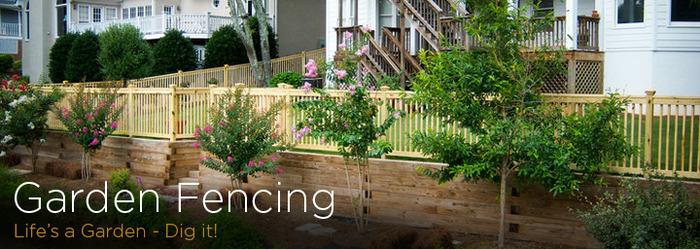 Garden Fencing Fence Workshop