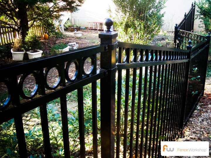 Aluminum Fences Raleigh Fence Workshop