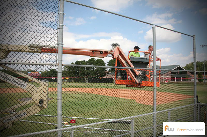 Professional Chain Link Fence Installers In Atlanta, GA.