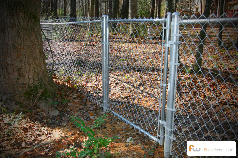 Chain link fencing supply and delivery in GA, FL and NC.
