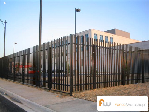 impasse security fencing