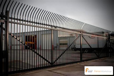 Industrial Gates Fence Workshop