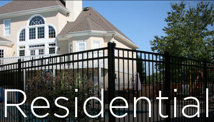 Residential fence installers