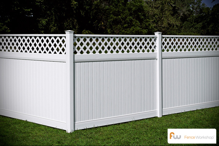 Vinyl Fences Raleigh - Fence Workshop™