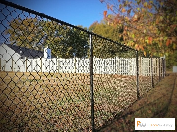 Chain Link Fences Raleigh Fence Workshop