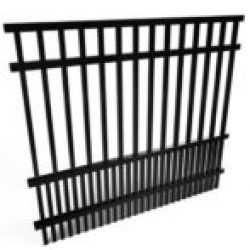 Berkley Aluminum Fence Panel Specifications