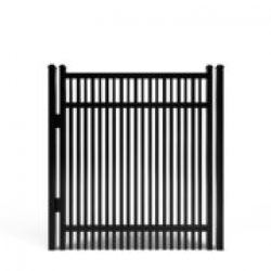 Buford Double-Spaced Aluminum Walk Gate