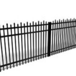 Dawson Alternating Spear Driveway Gate