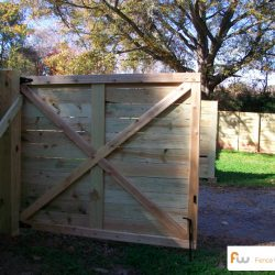 The Skyline Fence Workshop