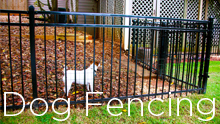Atlanta dog fences