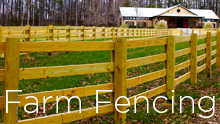 georgia farm fences