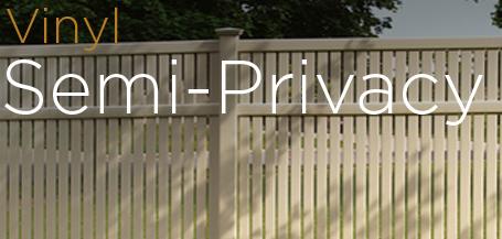 Pool Privacy Fence vinyl pool - fence workshop™
